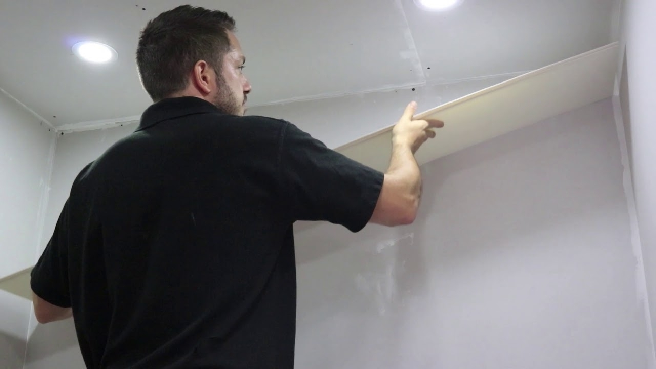 How To Install Bathroom Ceiling Cladding Bathroom Ceiling Cladding