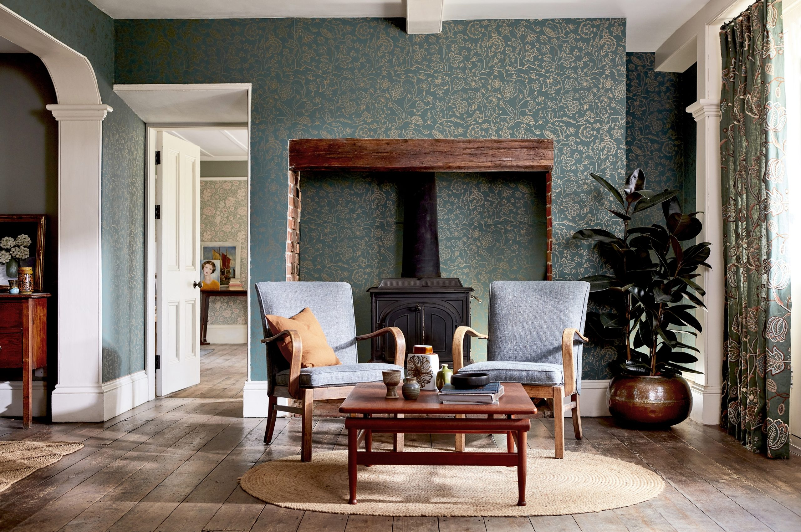 How To Make A Dark Room Brighter: 12 Ideas To Lighten Your North Facing Living Room Colour