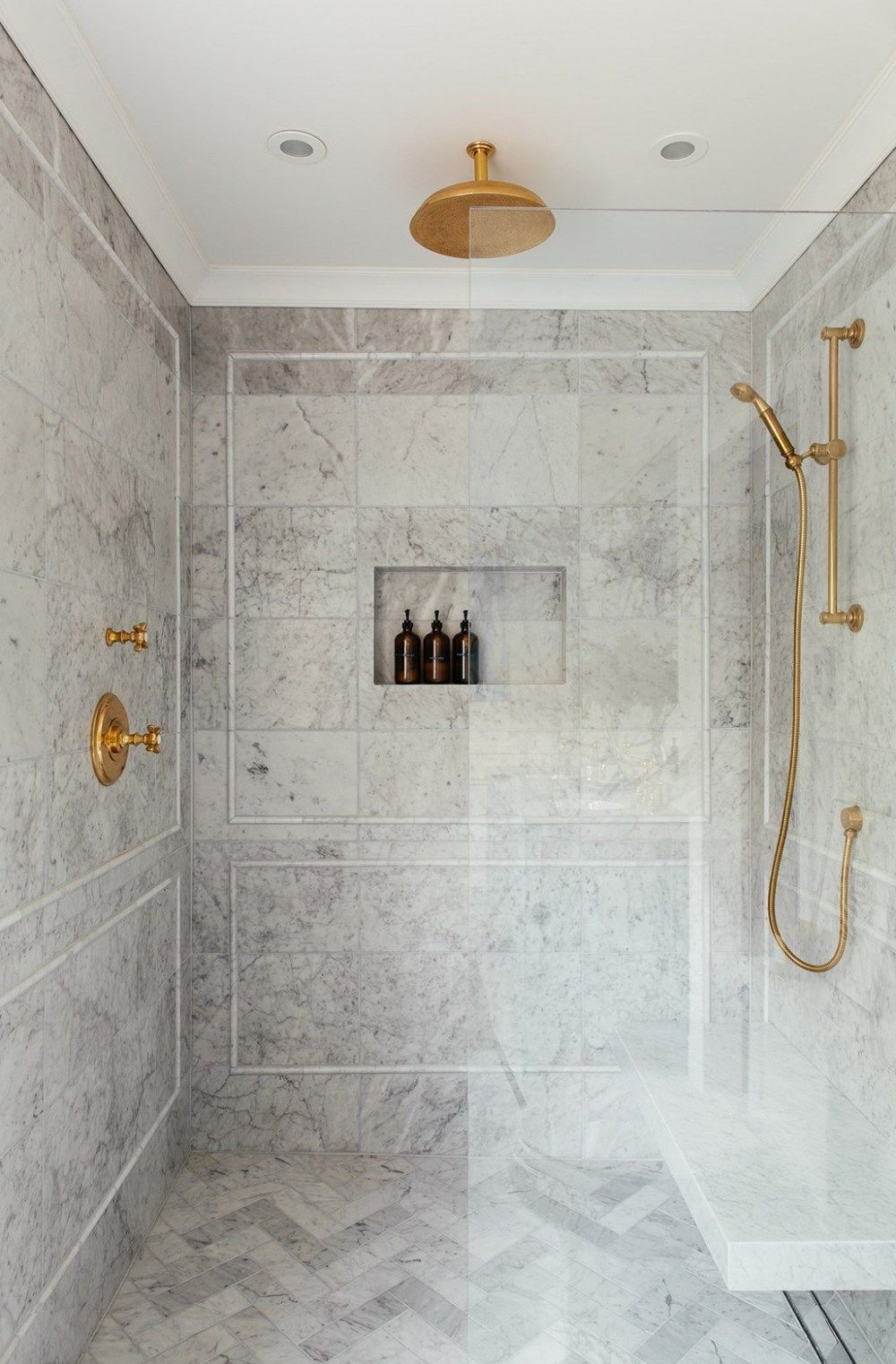 How To Plan And Design A Shower Niche Room For Tuesday Bathroom Niche Design