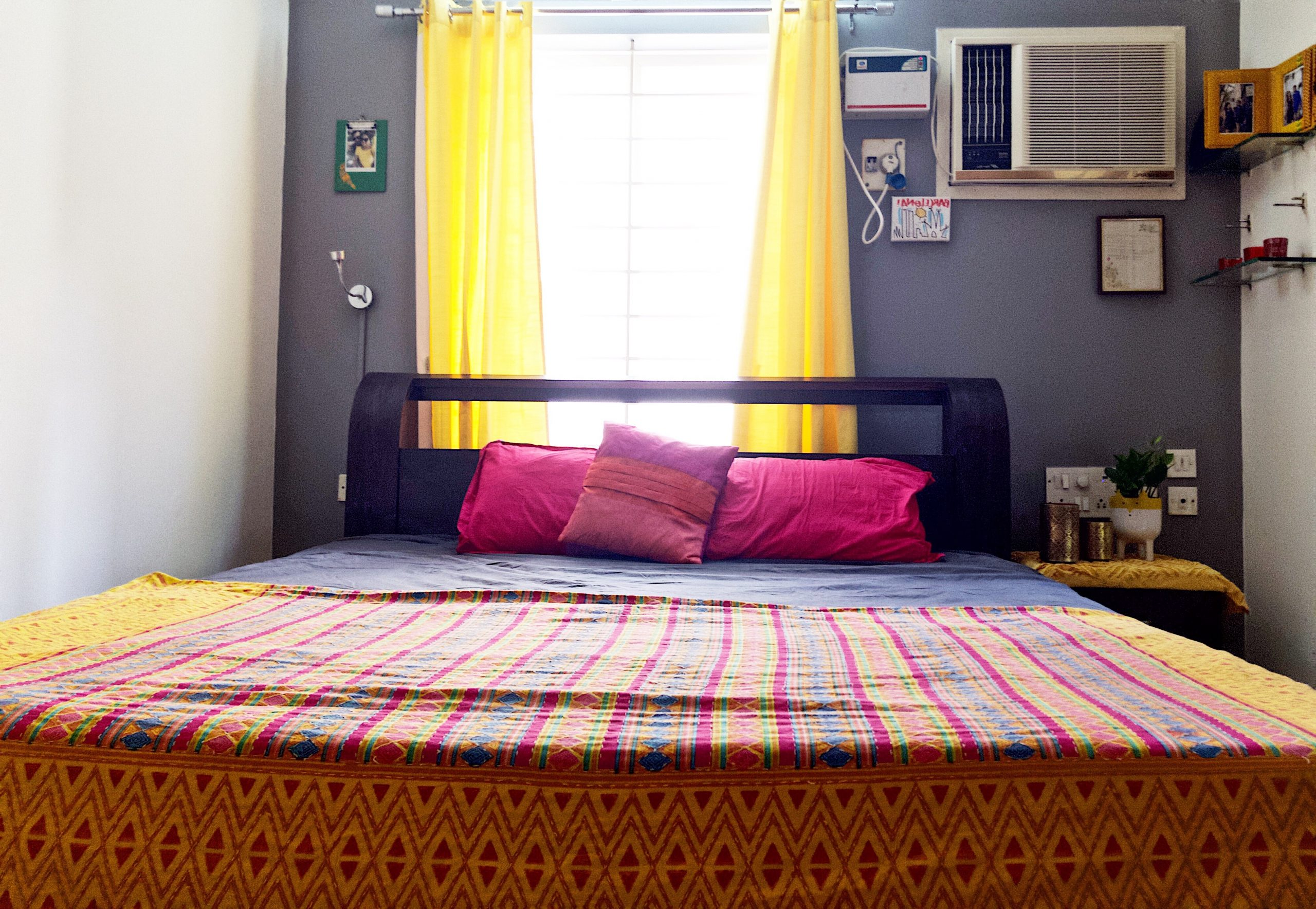 I Gave My Bedroom A Makeover! Pennmoney Nippon Paint Living Room