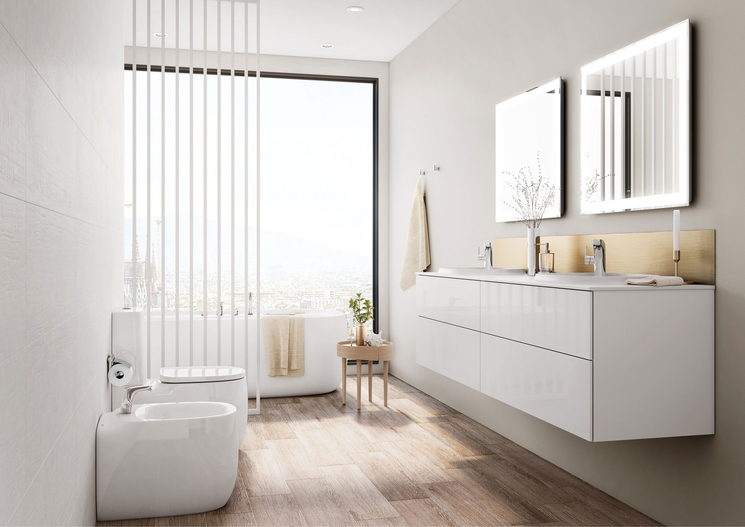 Ideas To Install An En Suite Bathroom │ Roca Life Small Ensuite Bathroom Ireland