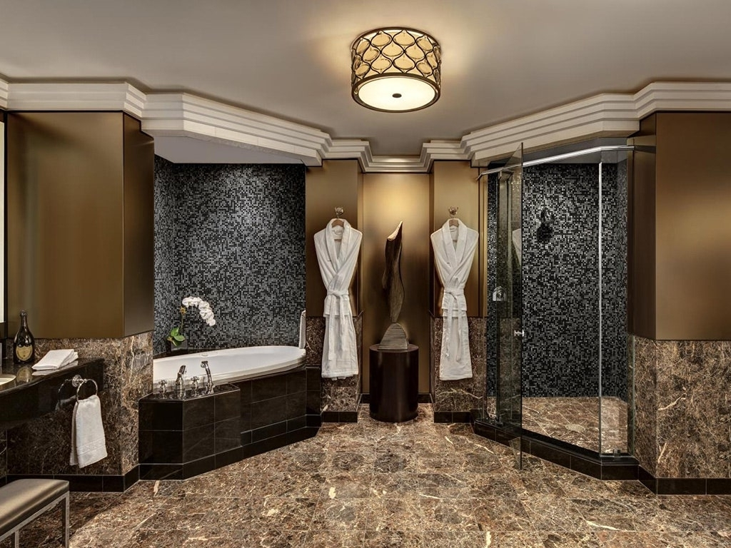 """Inside The $25,000 Per Night """"Champagne Suite"""" In Nyc 30+ Champagne Bathroom Suite Ideas"""