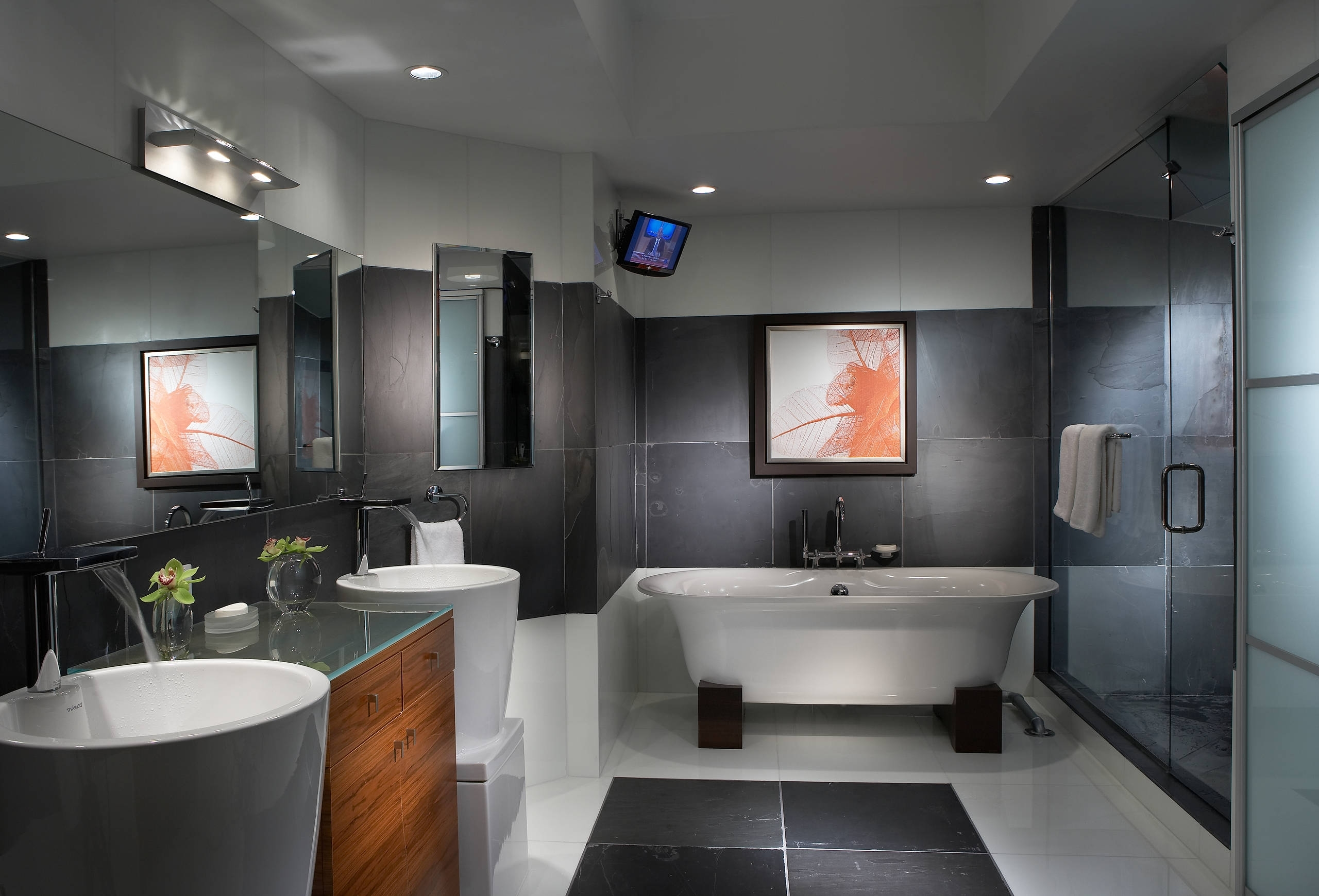 Interior Designing In Kerala Bathroom Ideas & Photos | Houzz 30+ Kerala House Bathroom Designs Ideas