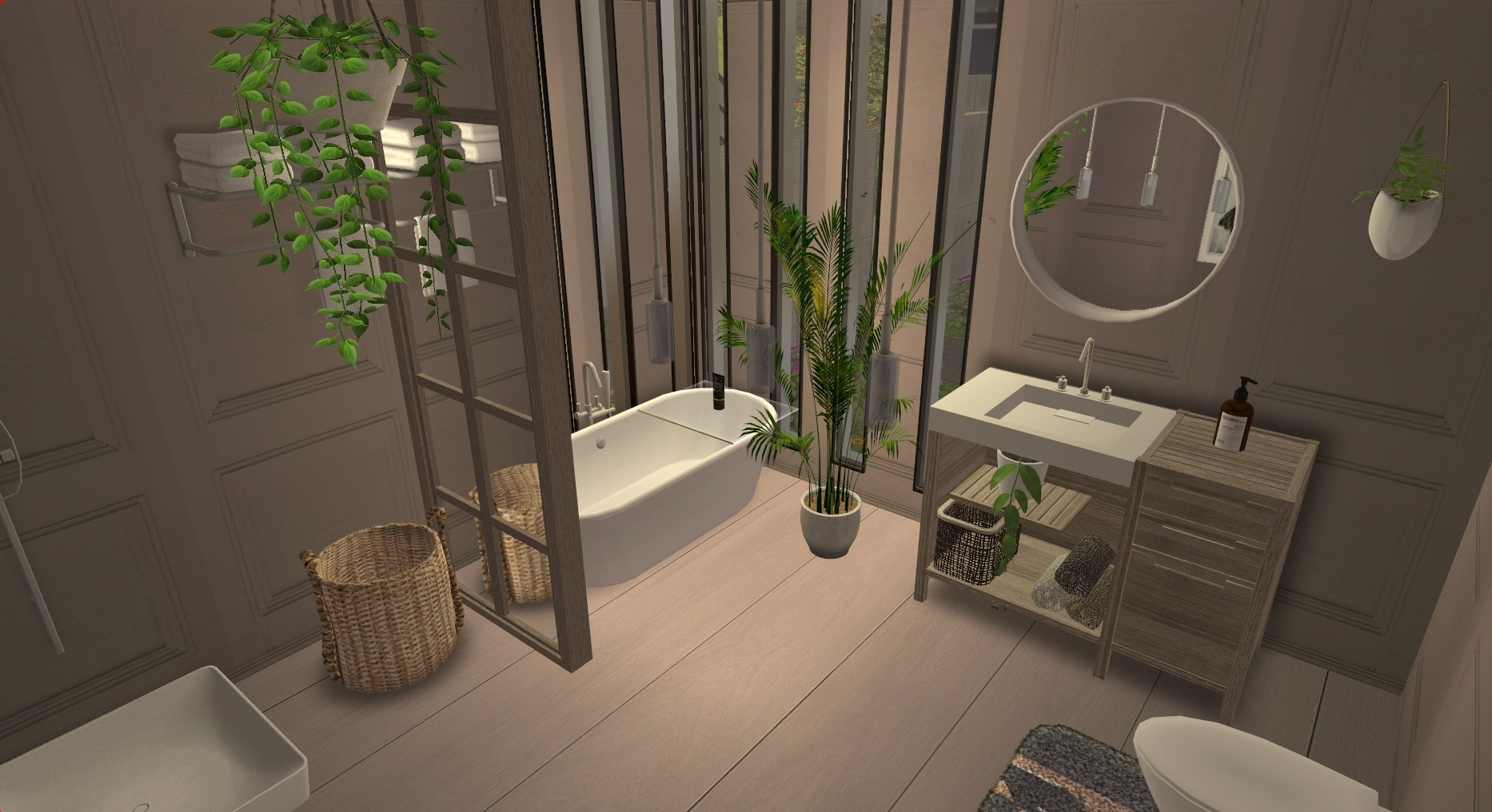 I'Ve Made My Sims' Junk/Craft Room Into An Appealing 10+ Sims 2 Bathroom Inspirations