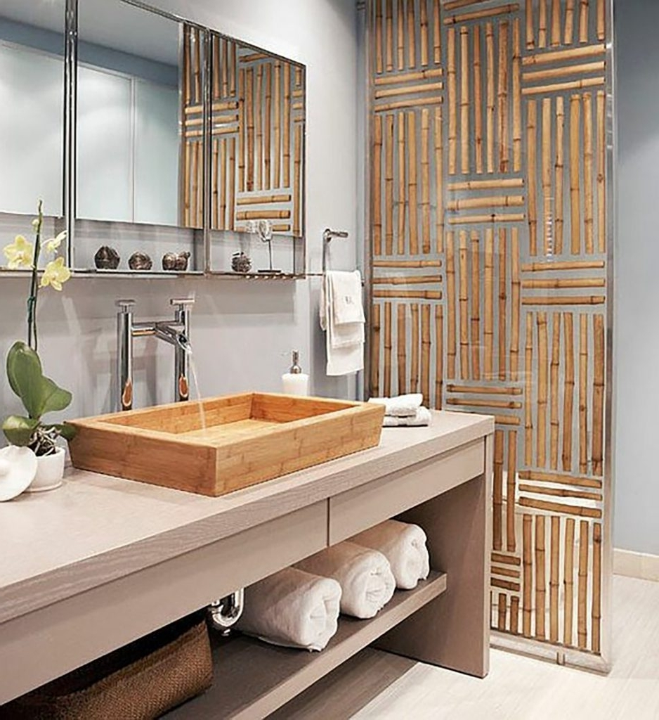 Japanese Style Decor Tricks And Tips To Transform Your Home 20+ Japandi Bathroom Design Ideas