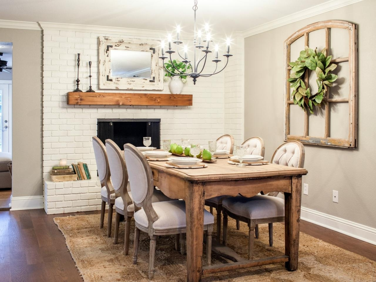 Joanna Gaines' Design Tips: Diy A Rustic Dining Room 10+ Joanna Gaines Dining Room Decorating Ideas Inspirations
