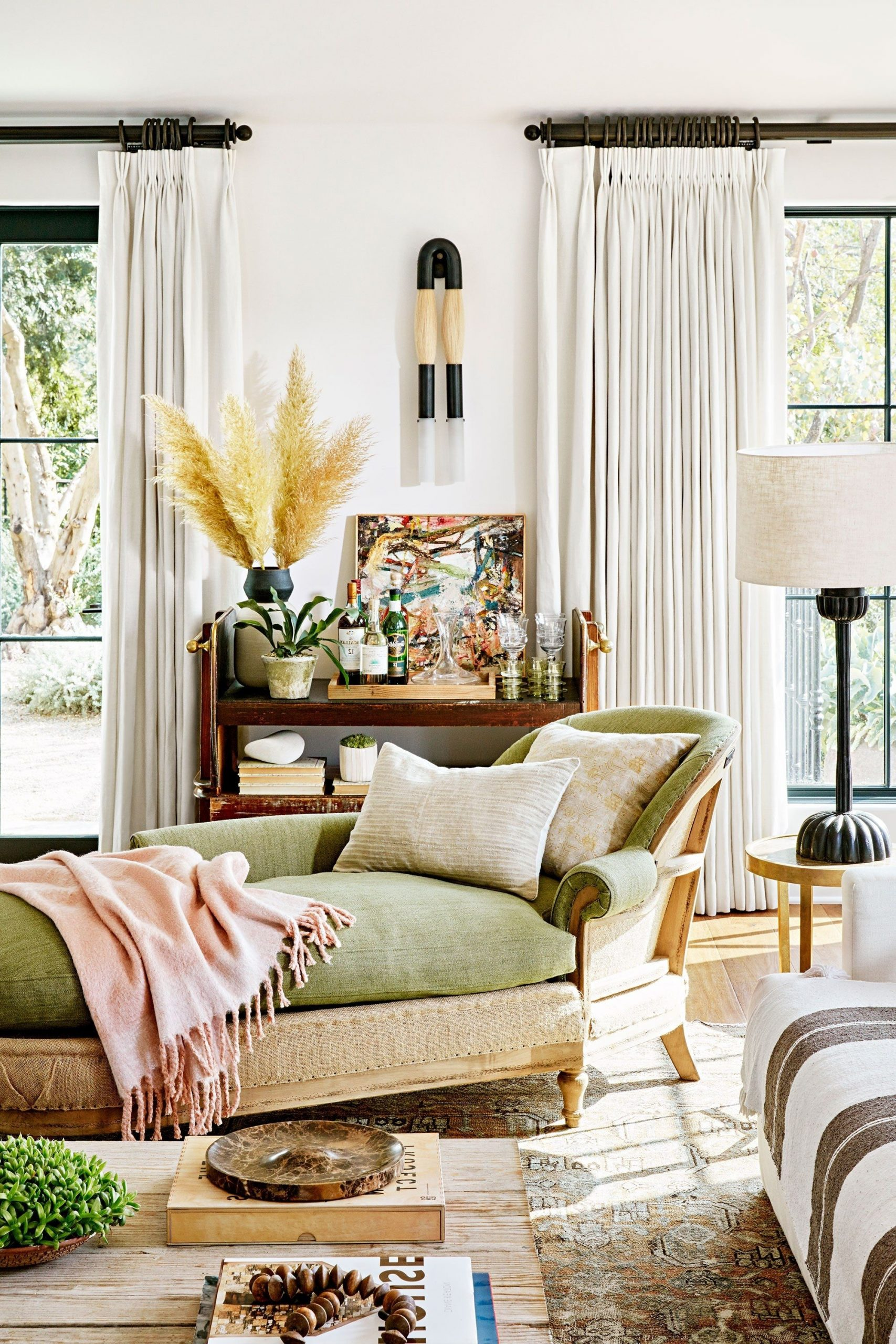 Julianne Hough'S Hollywood Hills House: See Photos | Home 40+ Better Homes Living Room Ideas