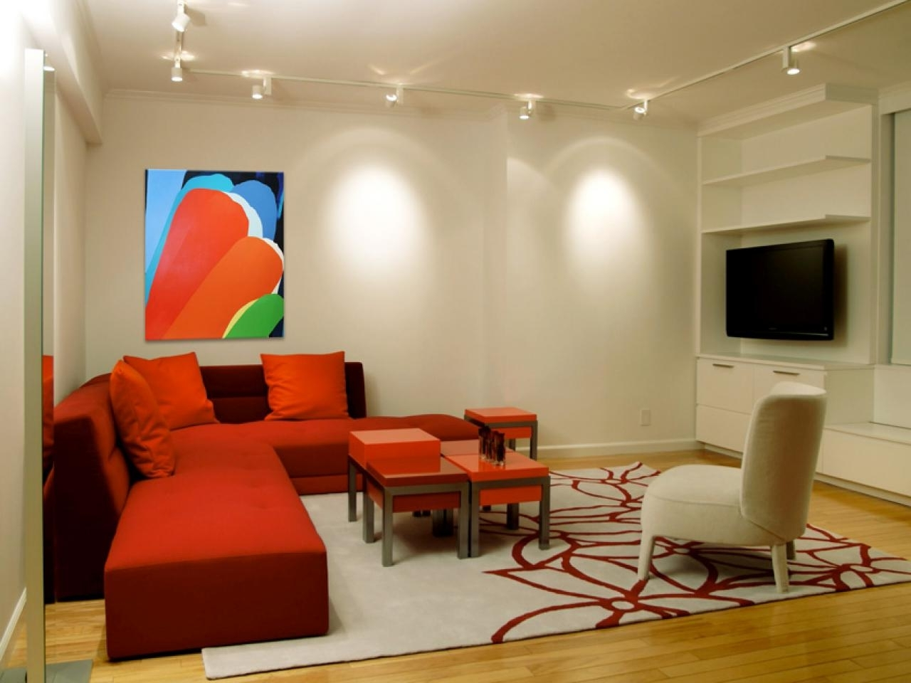 Lighting Tips For Every Room | Hgtv 30+ Recessed Lighting In Living Rooms Examples Inspirations