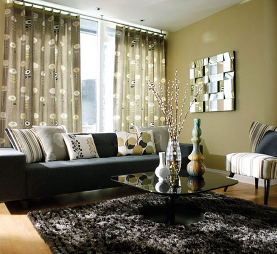 Living Room Decorating Ideas With Black Leather Furniture 10+ Living Room Decorating Black Leather Couch Inspirations