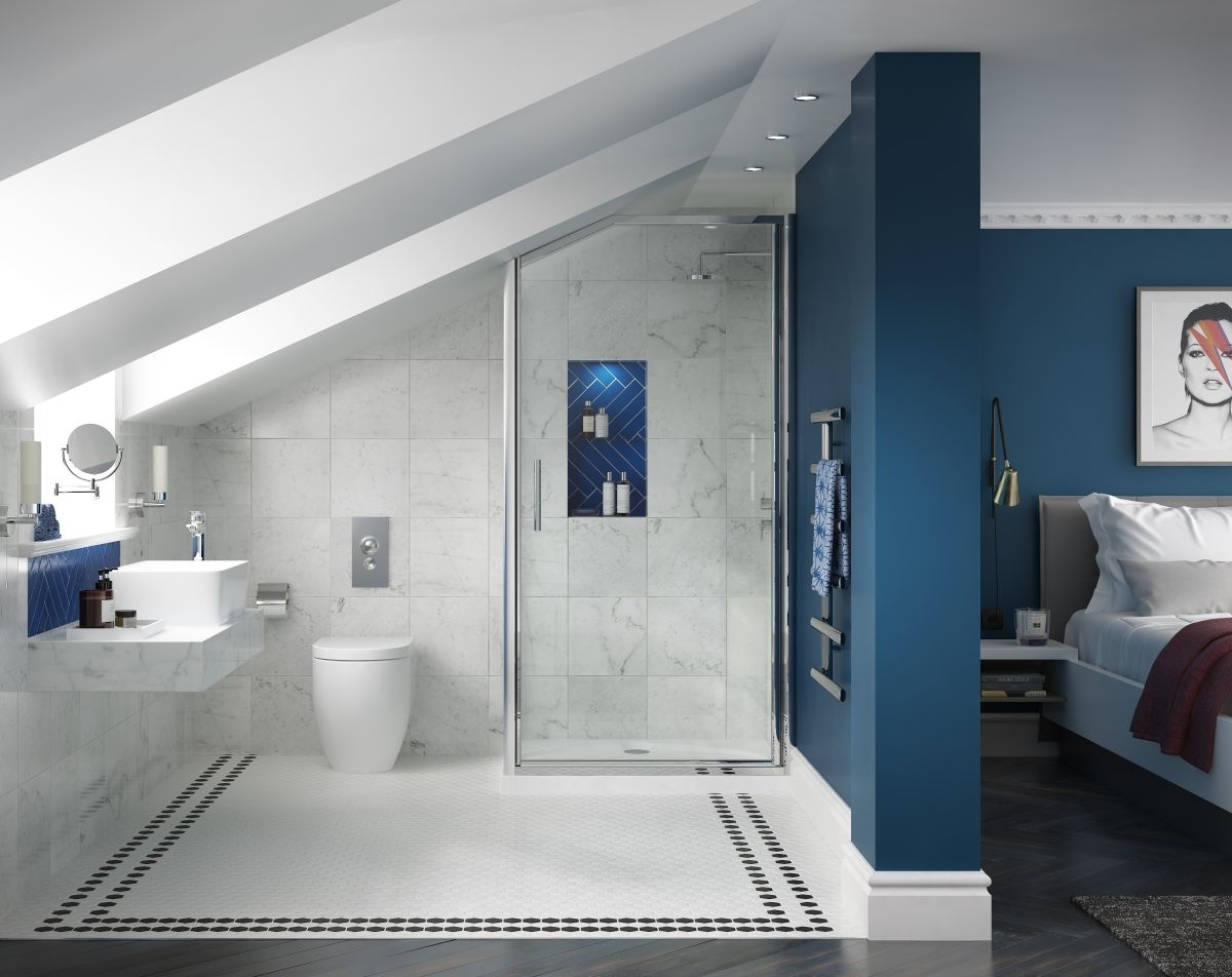 Loft Conversion Ideas – 25 Ways To Design Your Loft Small Bathroom Loft Conversion