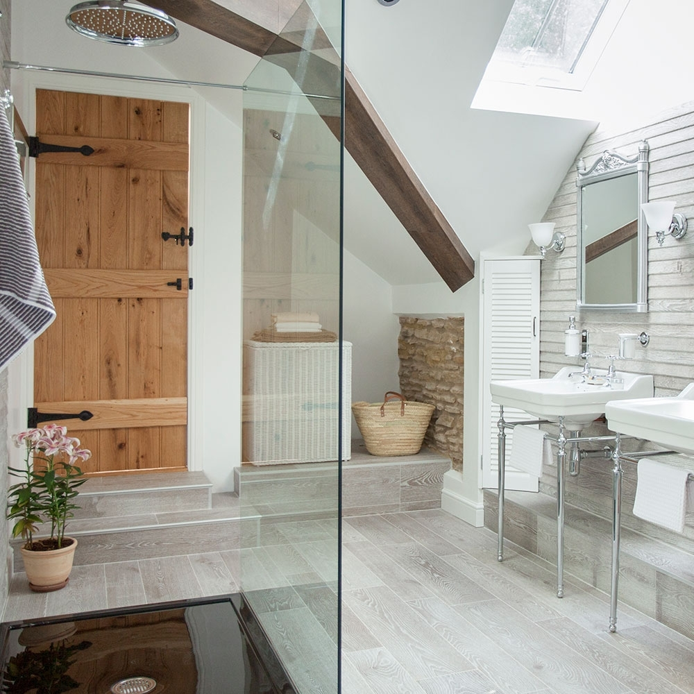 Loft Conversion Ideas 40+ Small Bathroom Loft Conversion Ideas