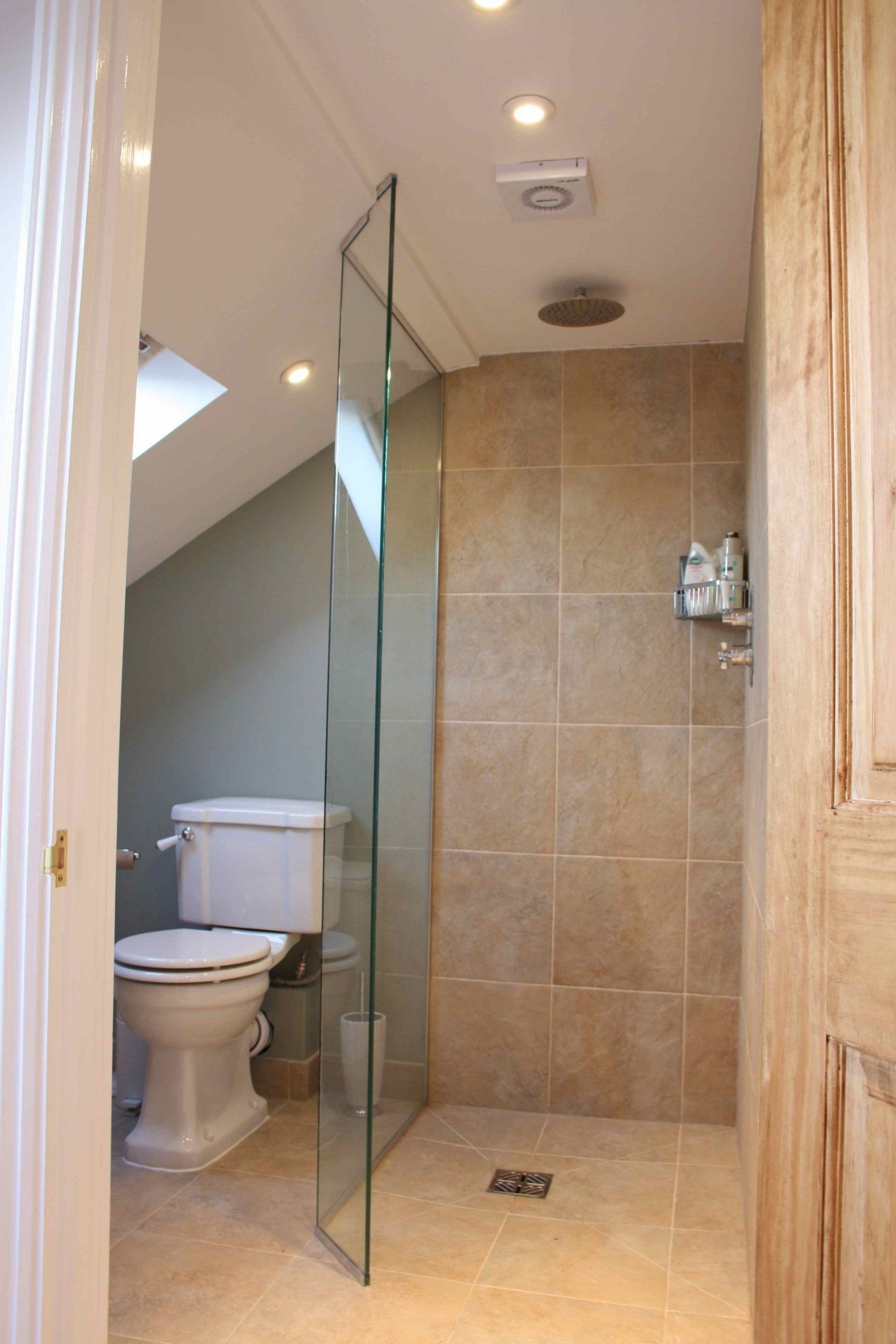 Loft Conversion Small Bathroom Ideas#Bathroom #Conversion Small Bathroom Loft Conversion