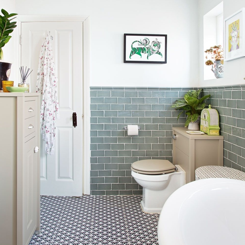 Looking For Bathroom Design Ideas? Be Inspiredthis Metro Tiles Small Bathroom