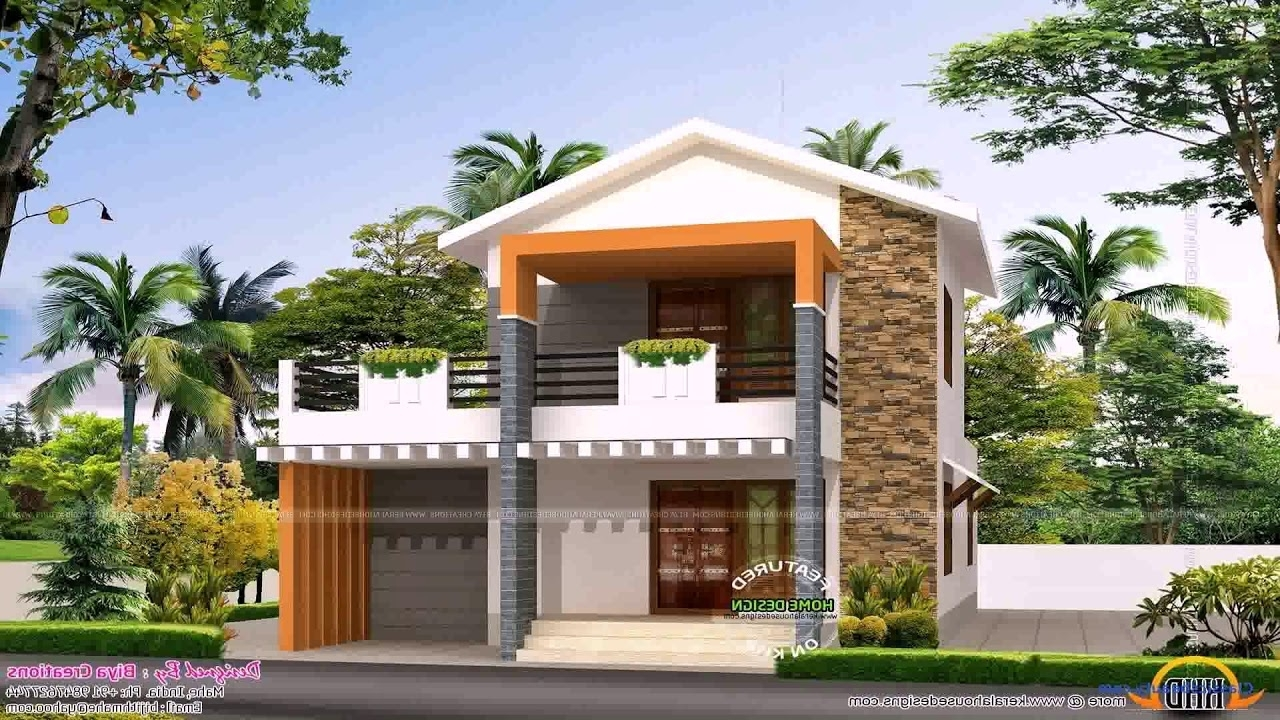 Low Cost Two Storey House Design In The Philippines (See Description) Low Cost 2 Storey Apartment Design Philippines