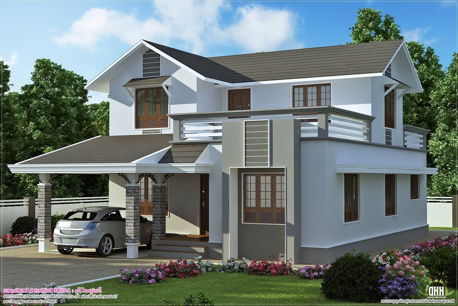Modern Storey House Designs House Plans | #25148 10+ Low Cost 2 Storey Apartment Design Philippines Ideas
