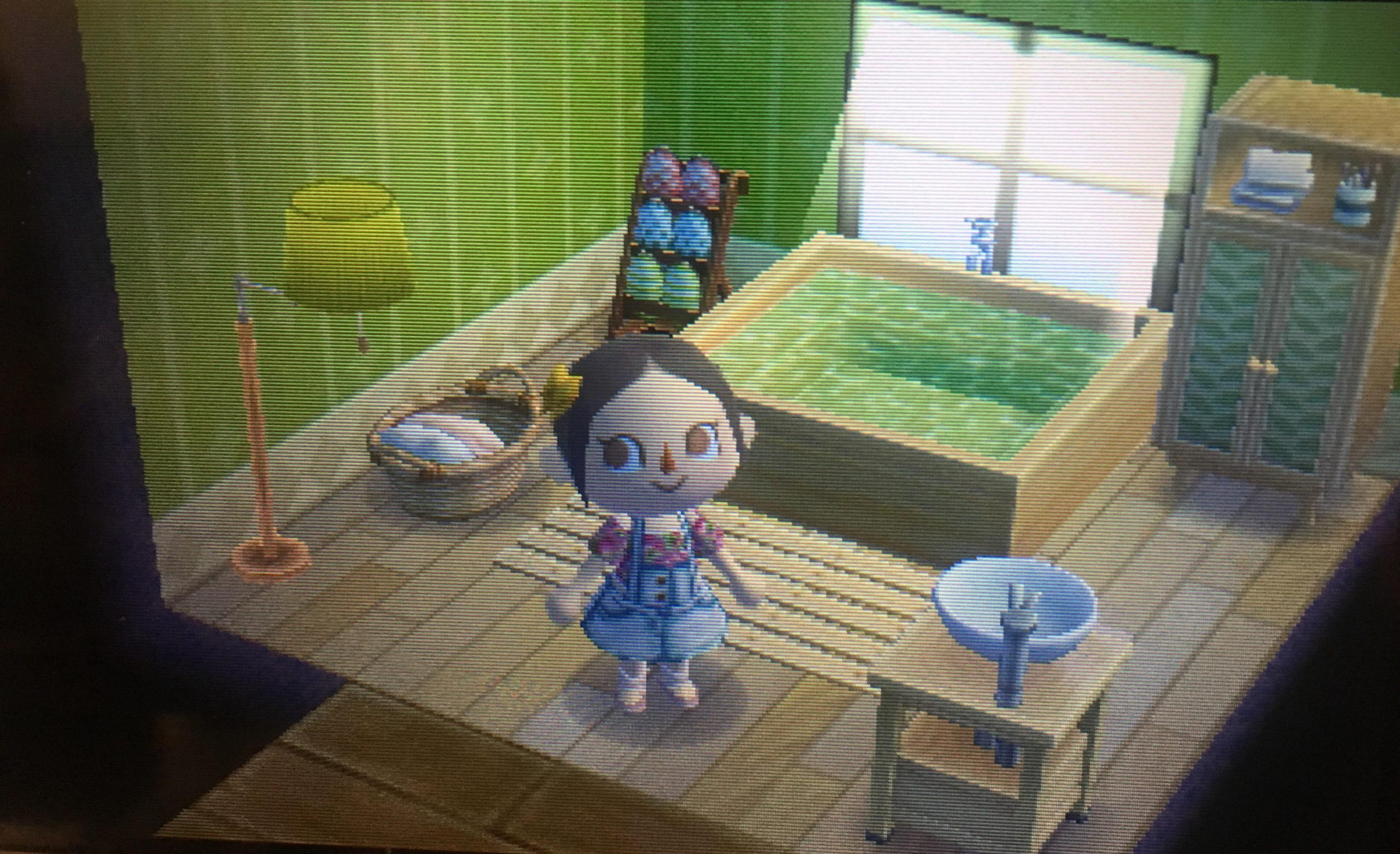 My Little Bathroom Is Coming Together!! I Need To Get The Acnl Bathroom