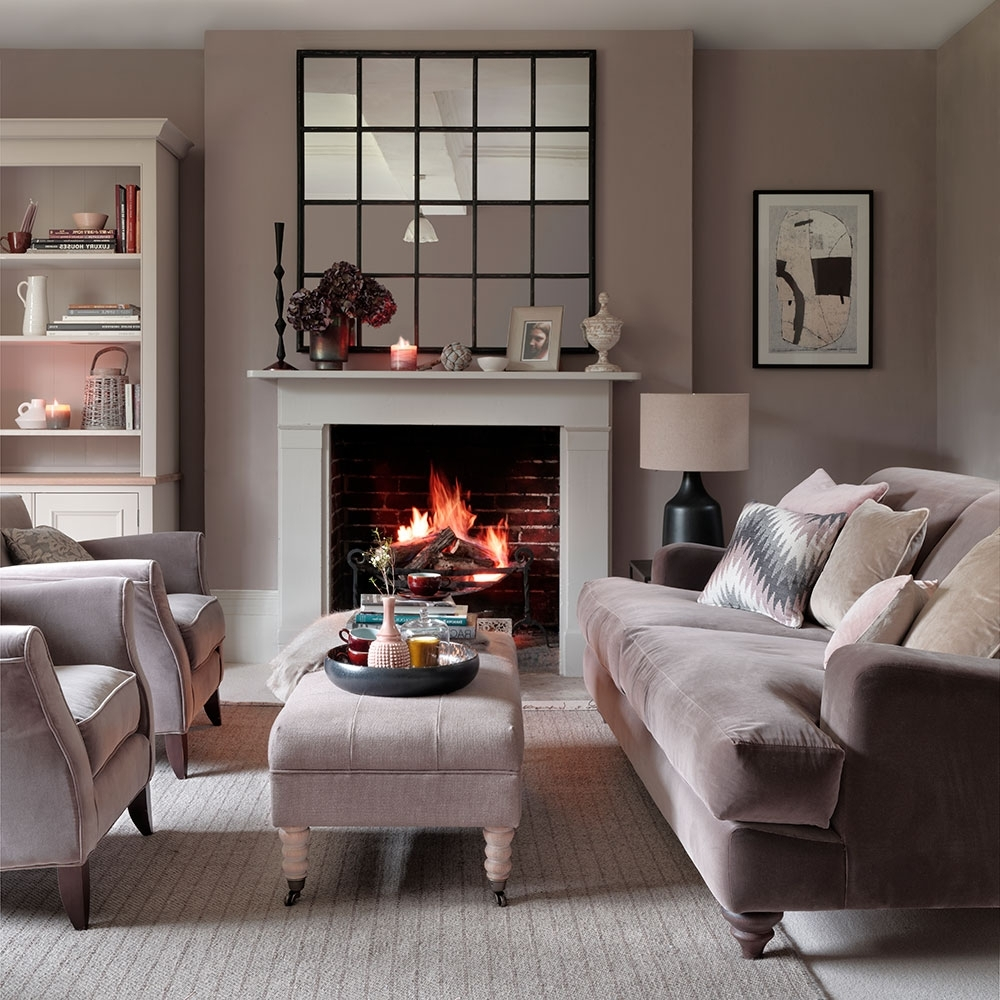 Neutral Living Room Ideas – Neutral Living Rooms – Neutral 20+ Mink And Grey Living Room Ideas