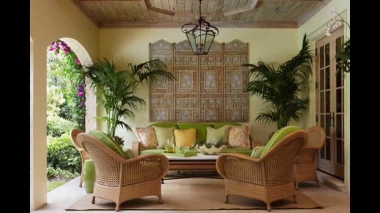 Only Furniture: Appealing Tropical Living Room Design Ideas Hawaiian Decor Living Room