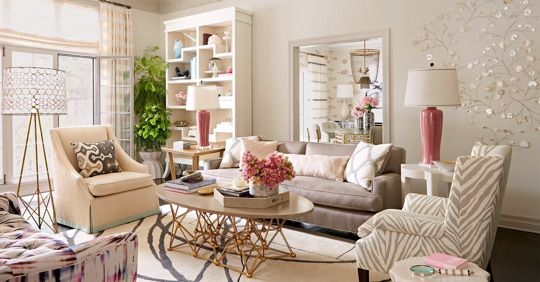 Our Best Neutral Living Room Color Ideas | Better Homes 20+ Mink Coloured Living Room Inspirations