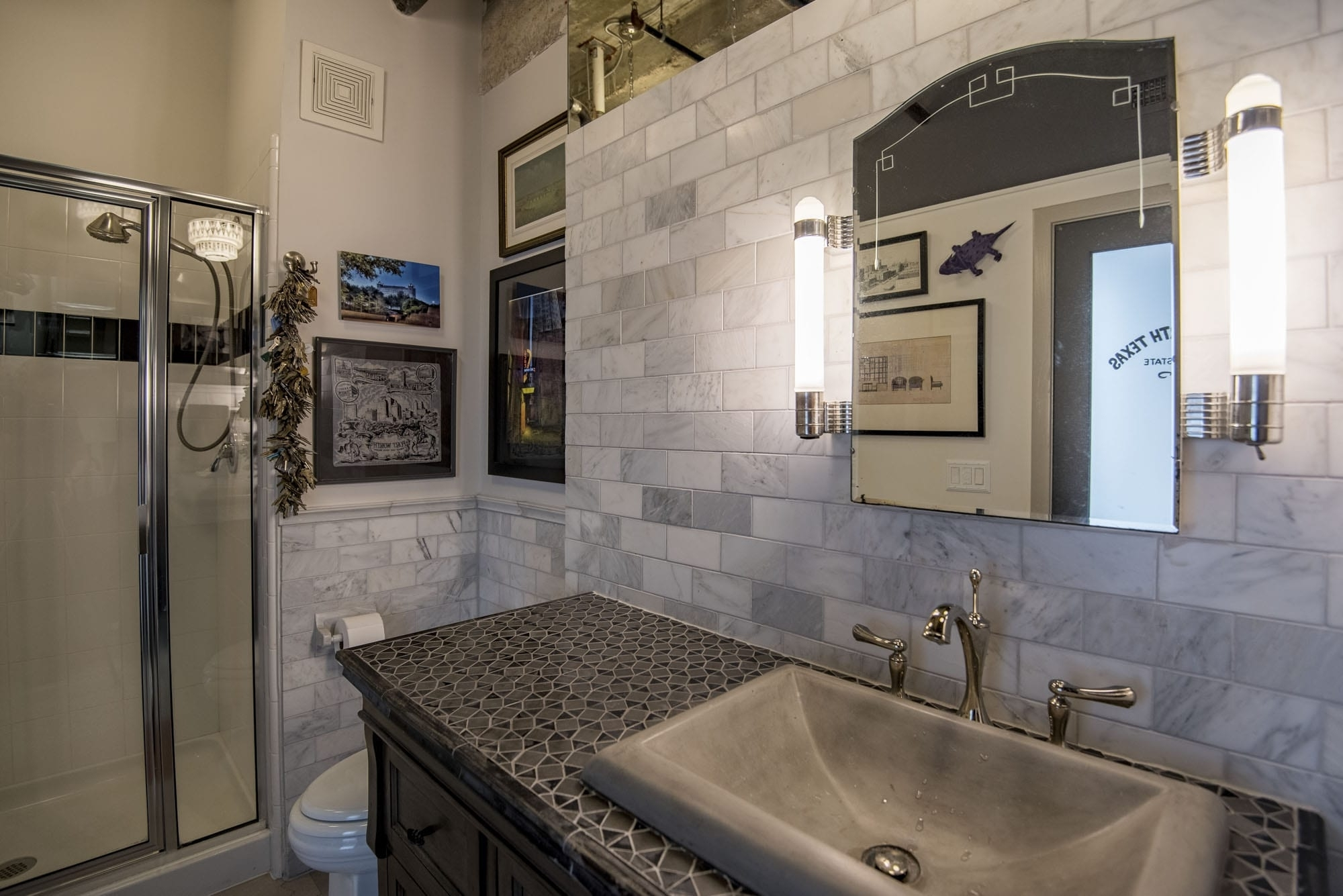 Our Guest Bathroom Remodel | Tim D Young Raised Ranch Bathroom Remodel