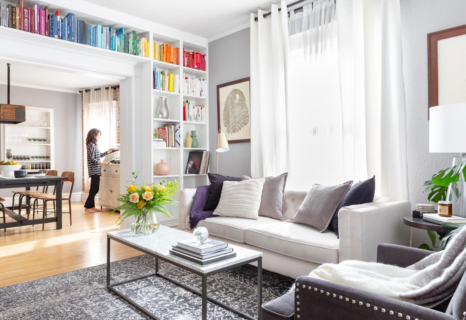 Our Top 10 Benjamin Moore Neutral Paint Colors   Havenly'S Blog! Abalone Paint Color Living Room
