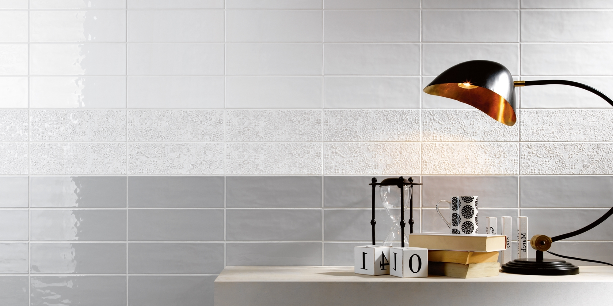 Piccadilly Ceramic Wall Tile | Kate Lo Tile & Stone 40+ Olympia Tile Bathroom Inspirations