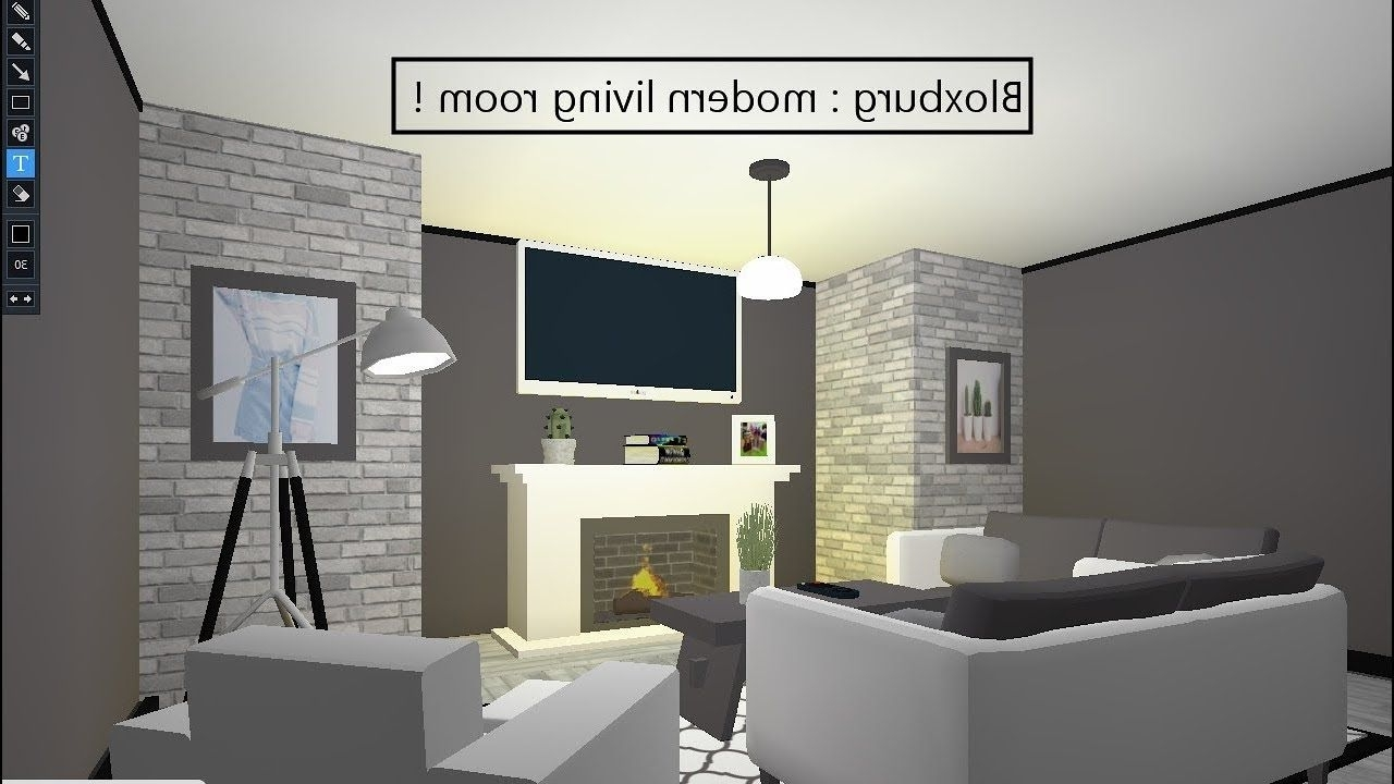 Pin On All About Home Decor Living Room Bloxburg