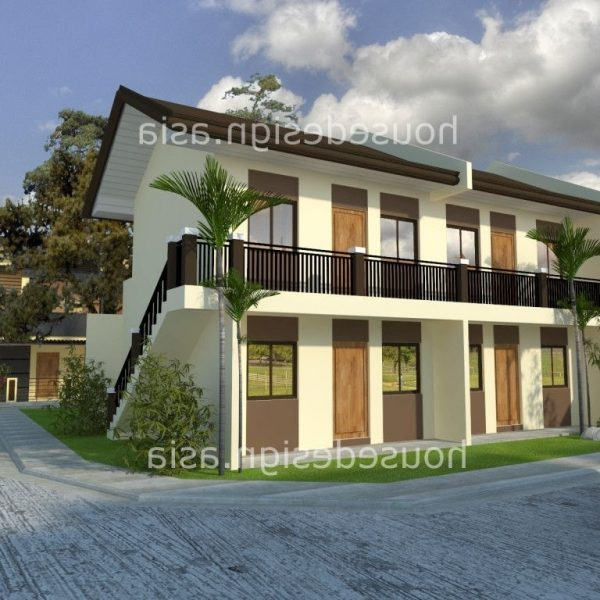 Pin On Chill Modern Low Cost 2 Storey Apartment Design Philippines