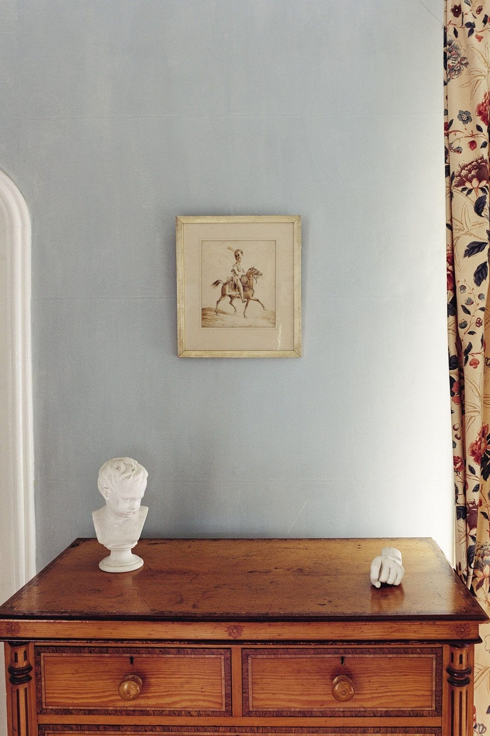 Pin On Cottage Shopping Light Blue Farrow And Ball Living Room