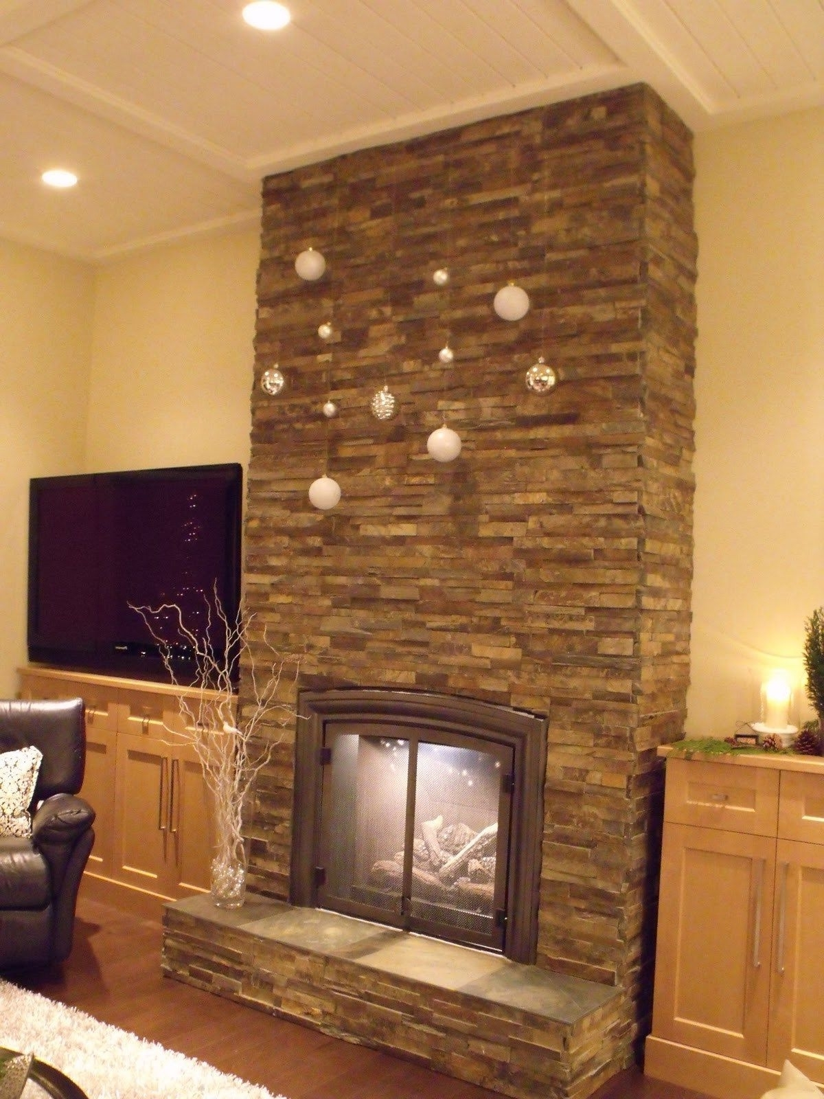 Pin On House Designs Ideas Modern 30+ Living Room Chimney Breast Inspirations