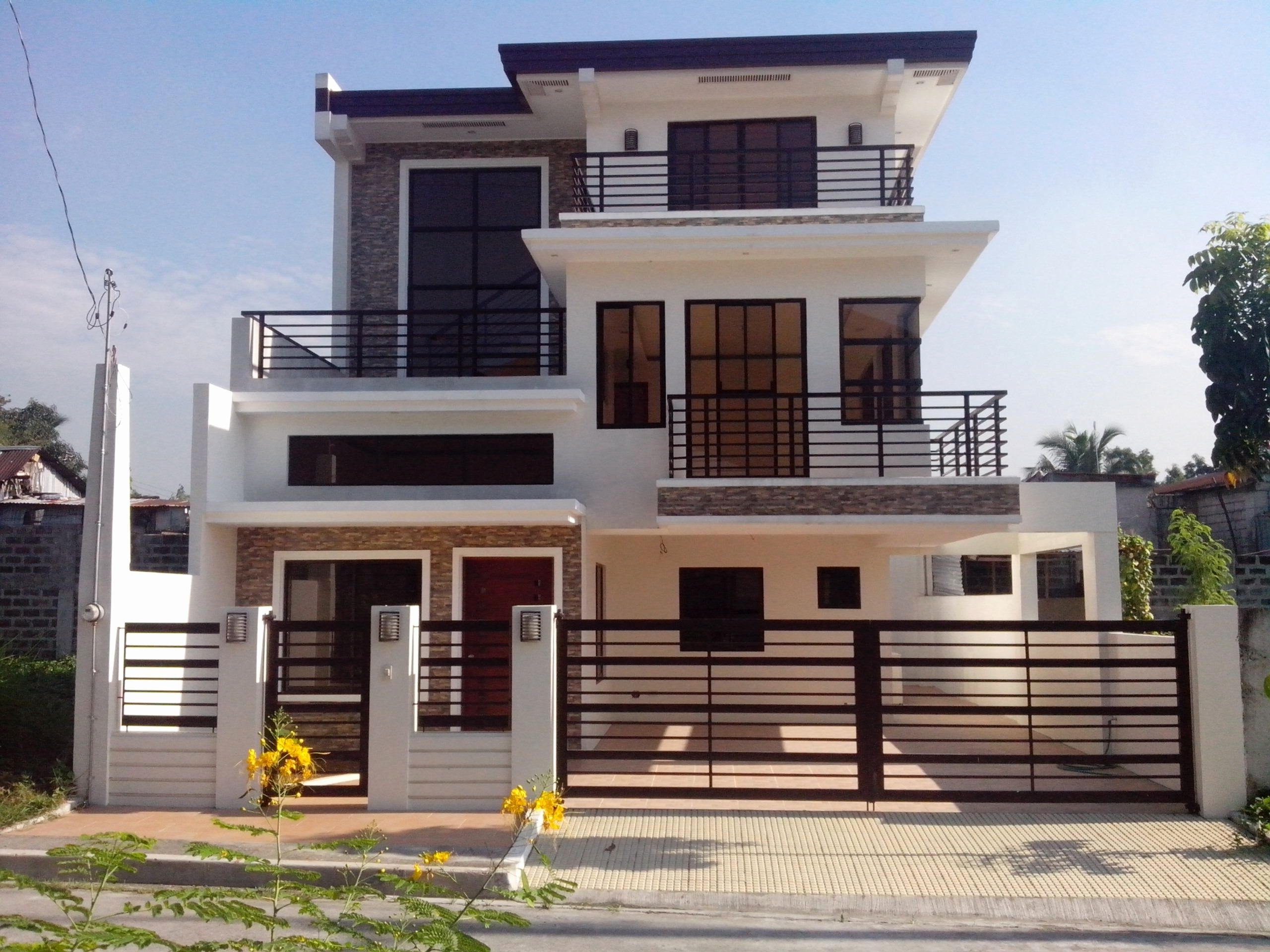 Pin On Houses 30+ Apartment Design Philippines Ideas