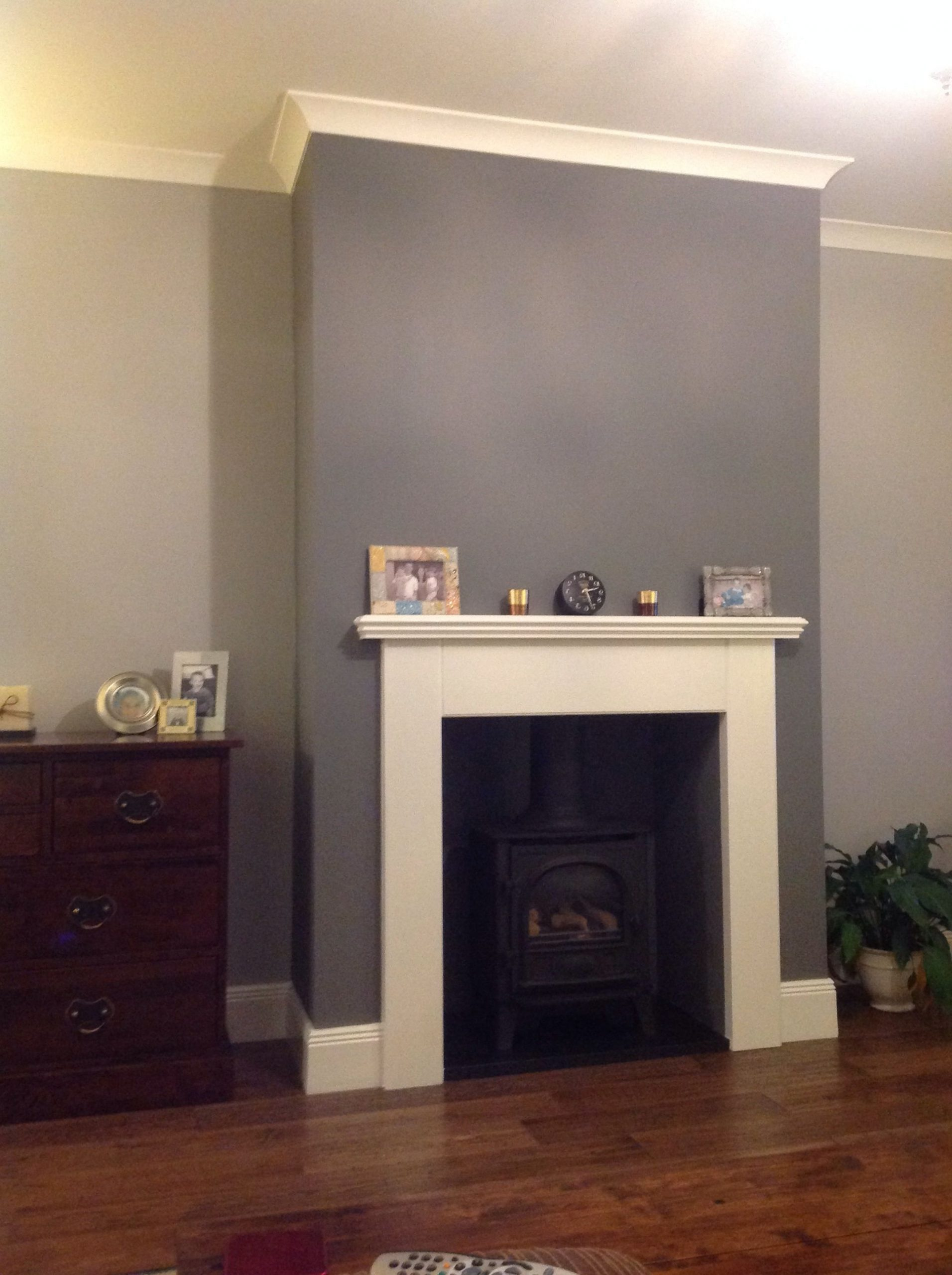 Pin On Walls Small Living Room With Chimney Breast