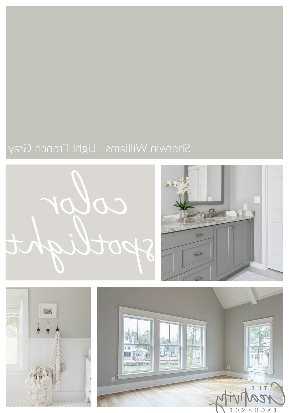 Sherwin Williams Light French Gray: Color Spotlight Behr Light French Gray Living Room