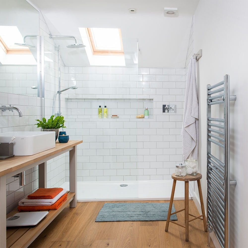 Shower Room Ideas To Help You Plan The Best Space 40+ Ensuite Bathroom Tile Ideas