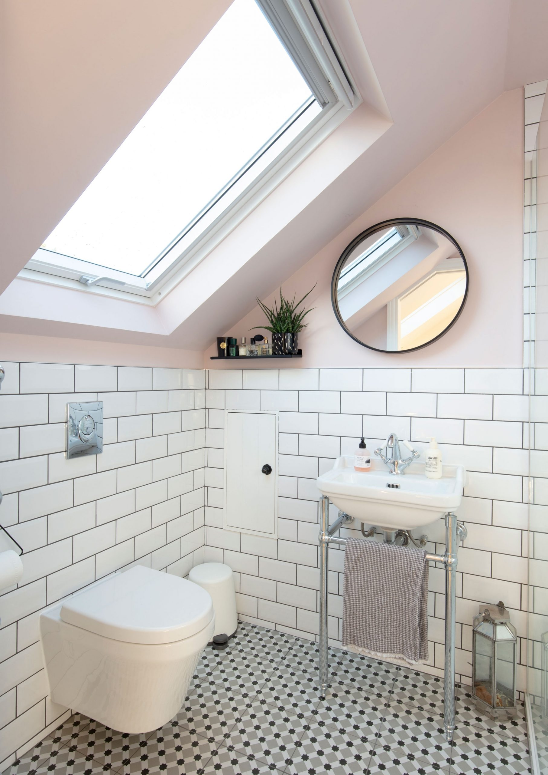 Small Bathroom Design Ideas: 16 Ways To Make A Small 20+ Small Bathroom With Sloped Ceiling Ideas