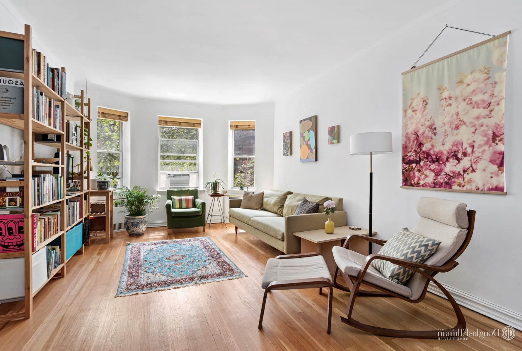 Spacious Midwood Prewar With Sunken Living Room, Five Sunken Living Room