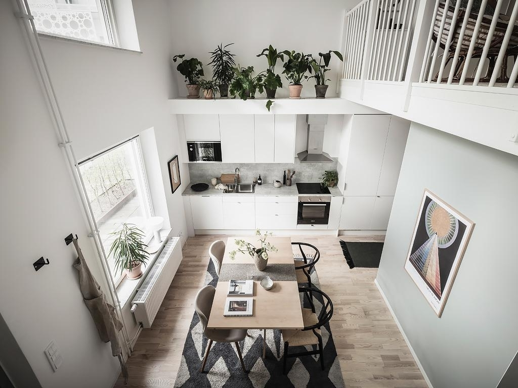 Steal Some Decor Ideas From This Small Duplex Apartment In Duplex Apartment Design