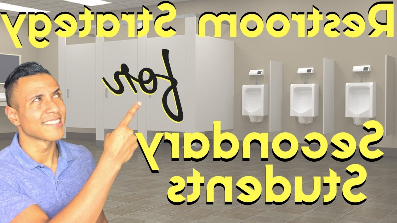 Teaching Strategy Restroom Breaks For High School And Middle School Students 30+ Bathroom Pass For Middle School Ideas