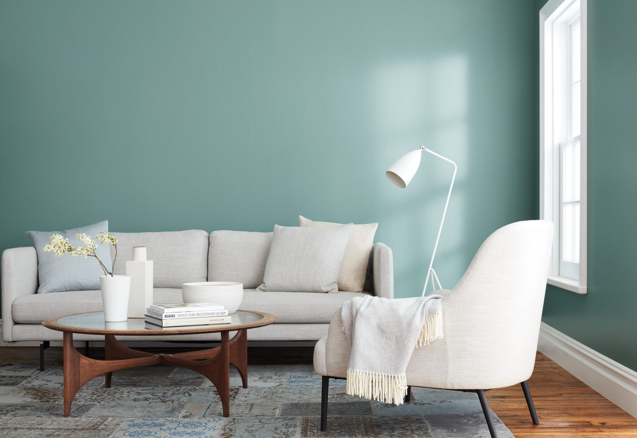 The #1 Secret To Choosing A Paint Color   Color And Light 10+ North Facing Living Room Colour Inspirations