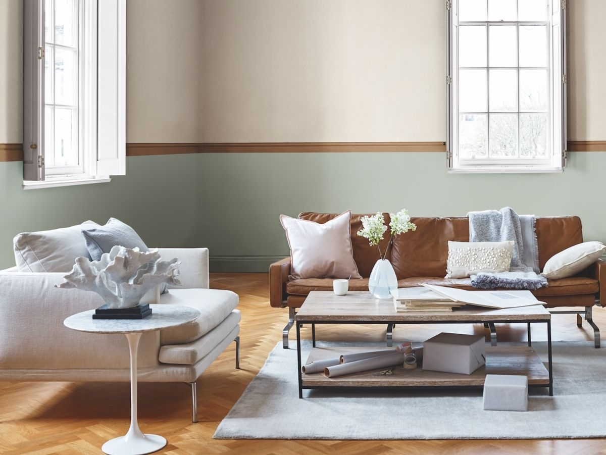 The Aw20 Living Room Paint Trends You Need To Know About 20+ Dado Rail Living Room Ideas