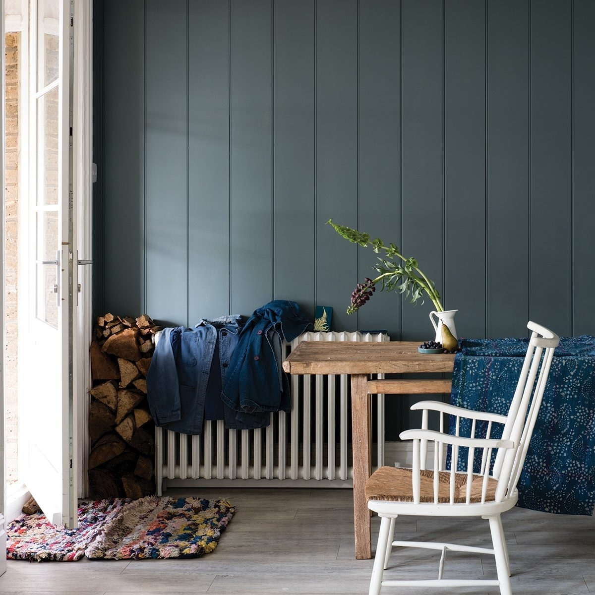 The Best Farrow & Ball Blue Paint – To Create A Brilliant 40+ Light Blue Farrow And Ball Living Room Inspirations
