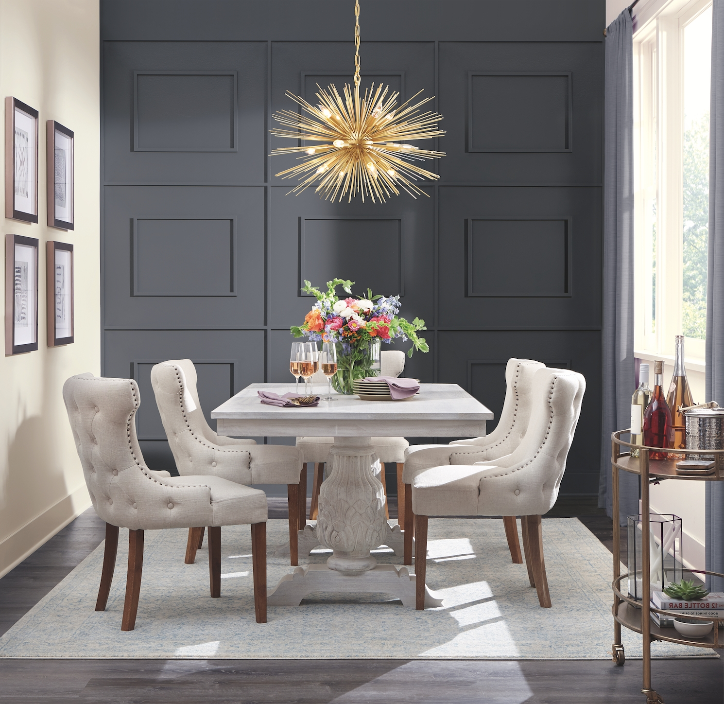 The Best Paint Finish For Every Room Eggshell Paint In Living Room