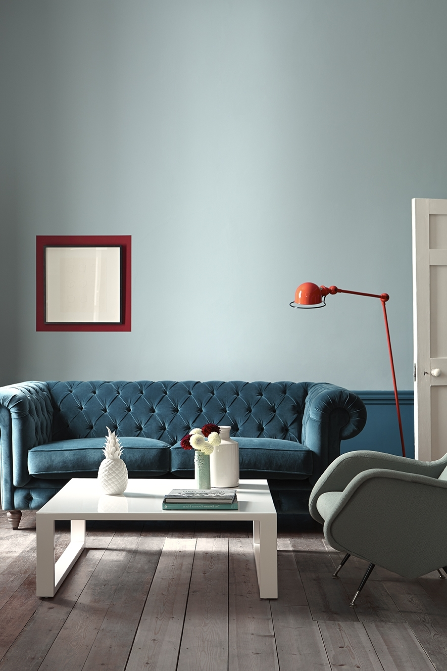 The Effect Of Light On Colour Little Greene Paint 10+ North Facing Living Room Colour Inspirations