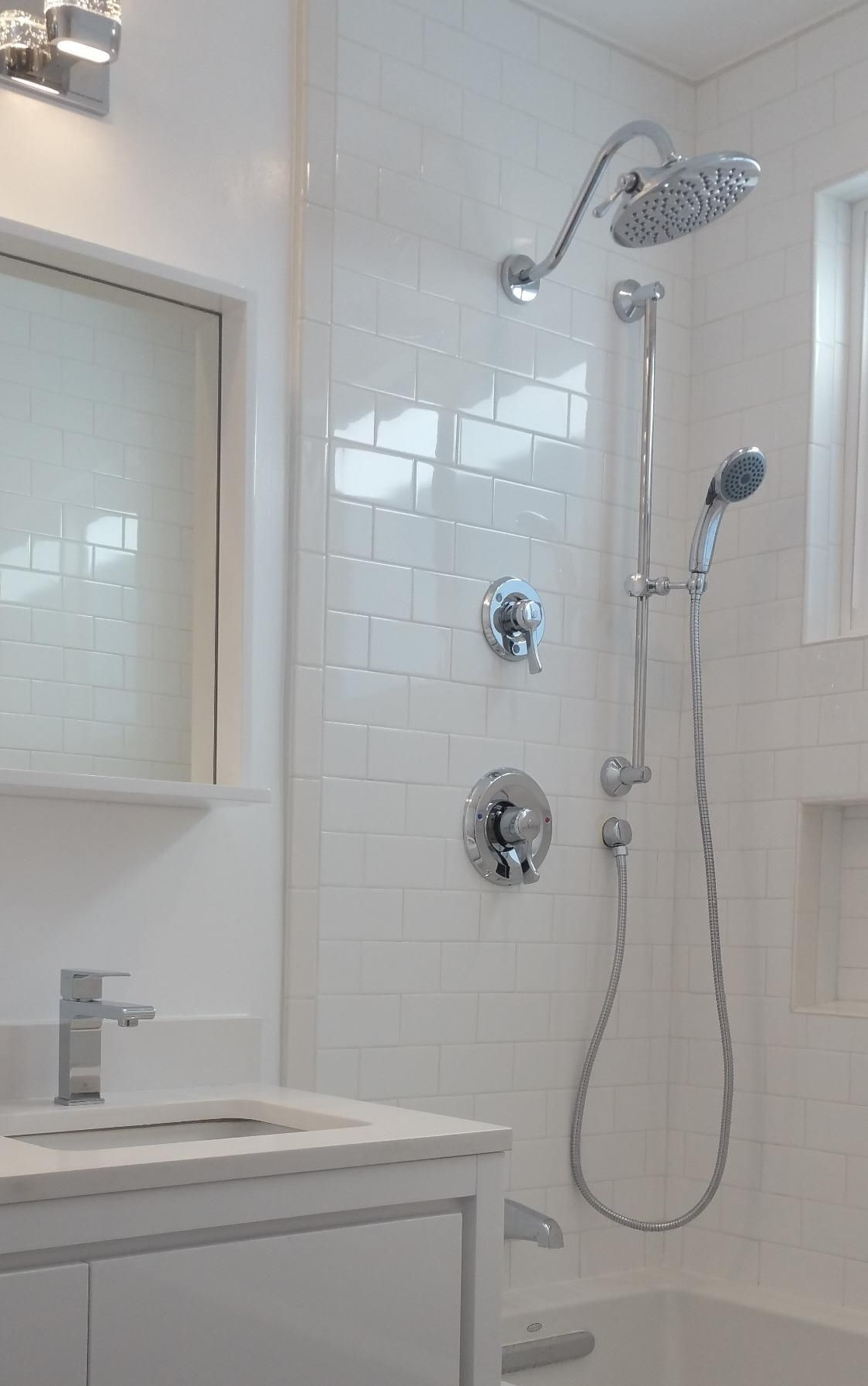 The Moen Commercial Two Handle Transfer Tub Shower With 10+ Moen Bathroom Design Ideas
