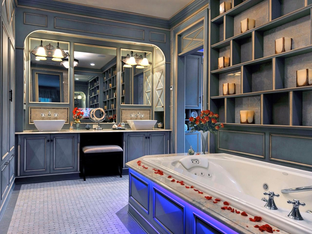 The Secrets To Creating A Romantic Master Bathroom 30+ Romantic Master Bathroom Designs Pictures Ideas