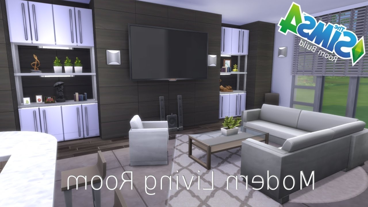 The Sims 4 Room Build Modern Living Room 40+ Sims 4 Living Room No Cc Inspirations
