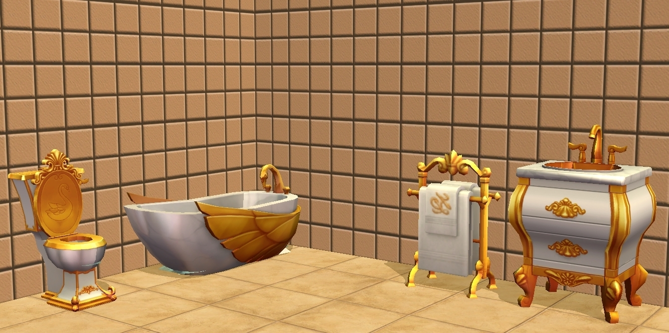 Theninthwavesims: The Sims 2 The Sims 4 Get Famous Sims 2 Bathroom