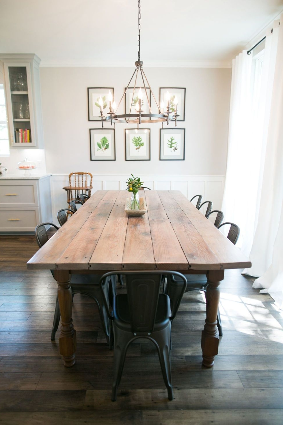 This Is What It'S Really Like To Be On Hgtv'S 'Fixer Upper Joanna Gaines Dining Room Decorating Ideas