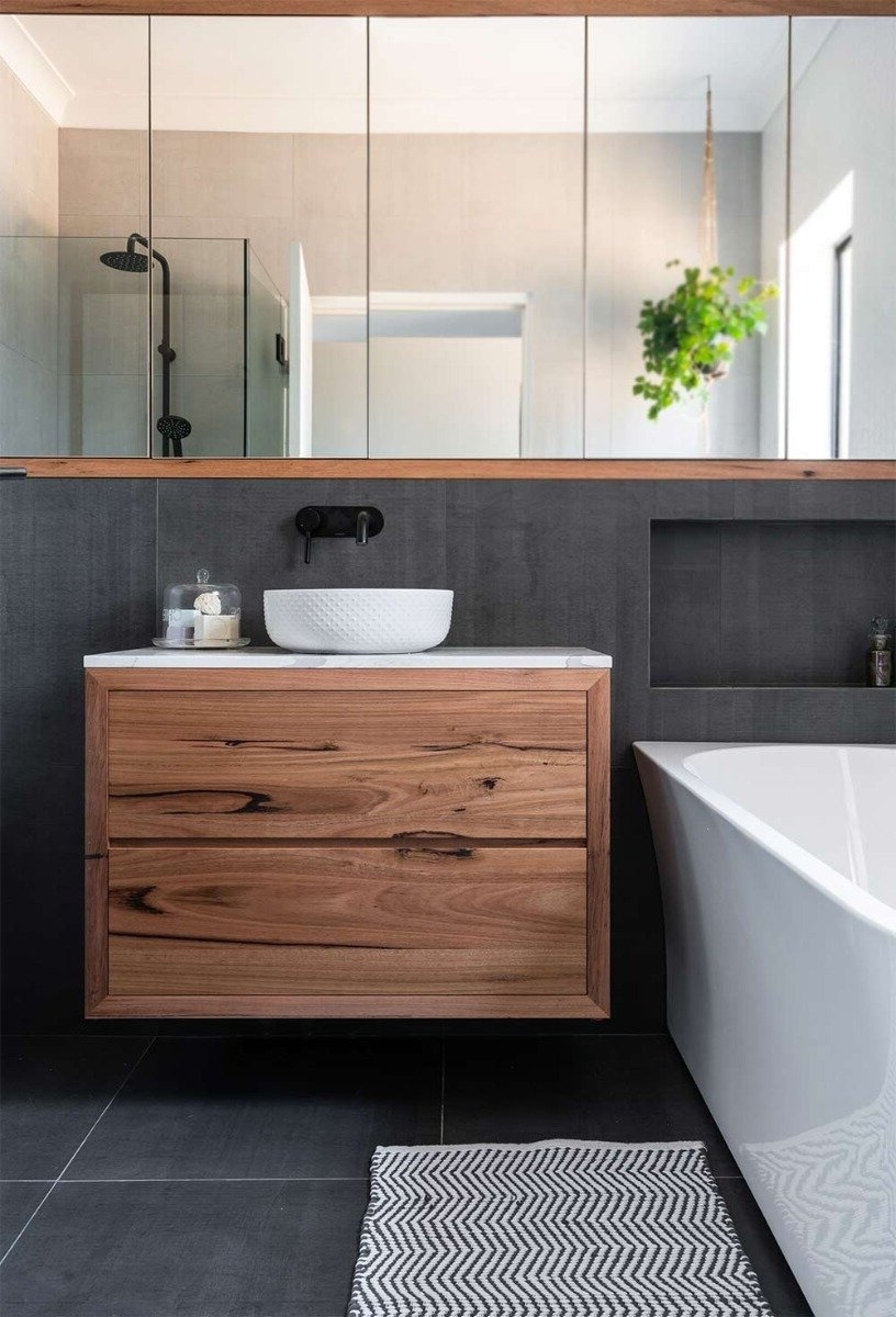 Timber Vanities You'Ll Adore: This Is How To Design Them Ingrain Designs Bathroom Vanity