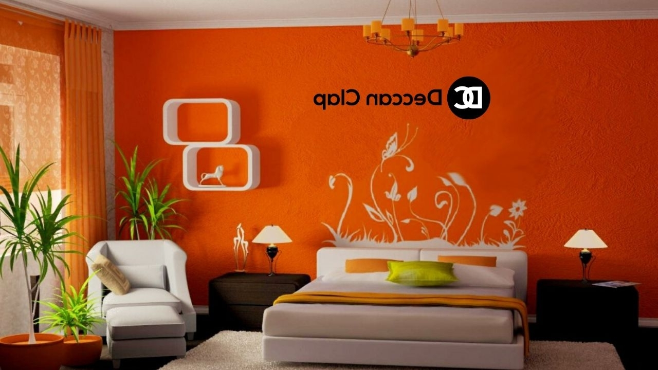 Top 10 Asian Paints Colour Combinations For Bedroom   Living Asian Paints Model Living Room Pictures